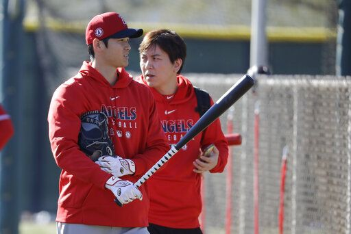 Shohei Ohtani fine with Angels' plan to delay mound return