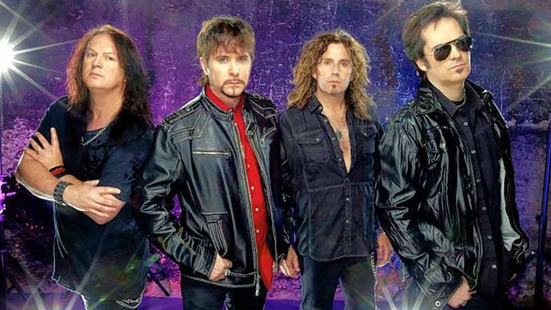 Firehouse headlines the Arcada Theatre with Steelheart Saturday, Feb. 15, in St. Charles.
