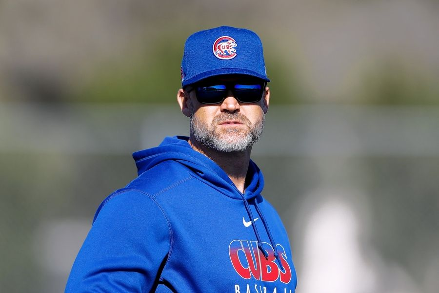 David Ross is nearing the end of his first week as the Chicago Cubs' new manager. When the full squad hits the field at Sloan Park Monday, Ross will begin his mission to get the Cubs back to playing smart, clean baseball.