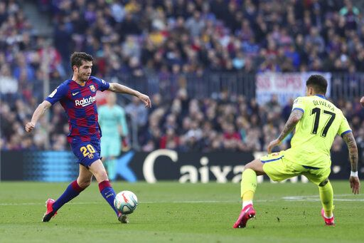 Lucky, Very Lucky: FC Barcelona Versus Getafe Result And ...