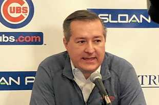Cubs Chairman Tom Ricketts on Monday said the team should be back in the playoffs this year.