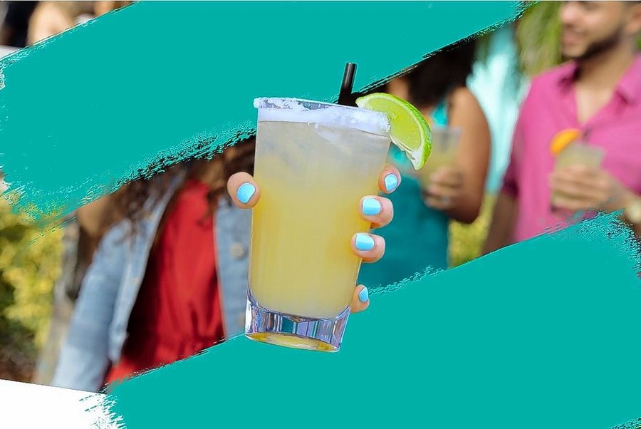 Sip on $2.22 classic margaritas from open to close at Bahama Breeze on National Margarita Day Saturday, Feb. 22.