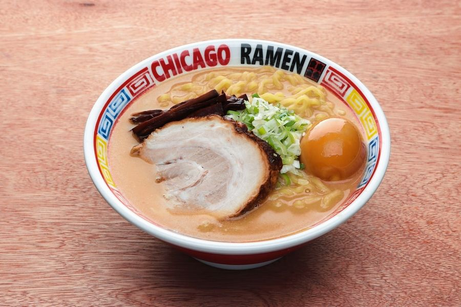 Chicago Ramen will serve dishes such as the white miso ramen at the new Des Plaines restaurant.