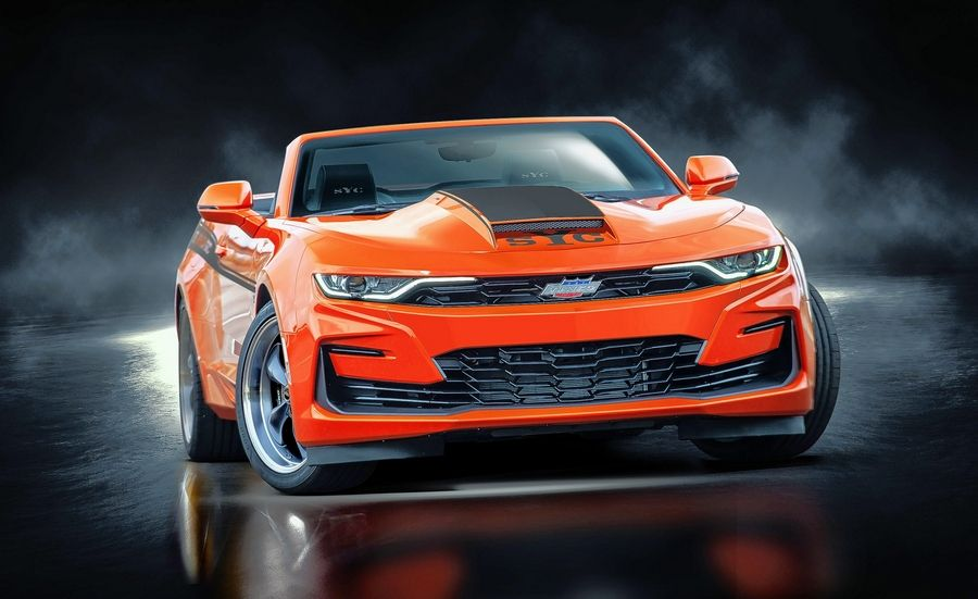 Specialty Vehicle Engineering in Toms River, New Jersey, which is licensed to produce Yenko Camaros, is adding a convertible in 2020.