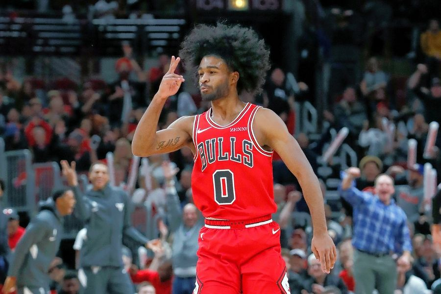 The strength of Coby White's last three games might signal a brighter future for the Bulls.