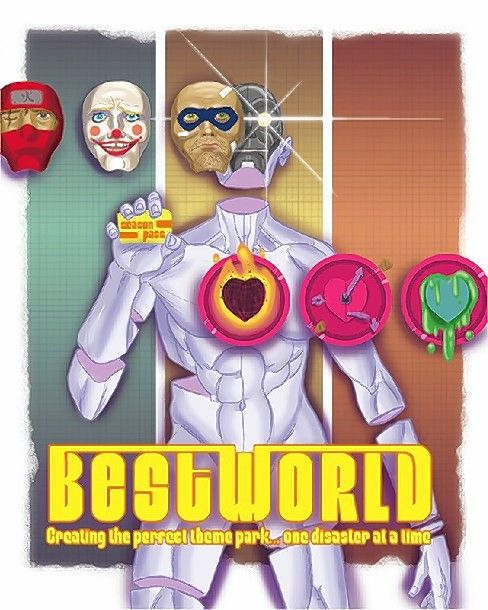 "The improv show ""BestWorld"" will be performed at the Geneva Park District's Playhouse 38 Theater on Fridays, Feb. 28 and March 6."