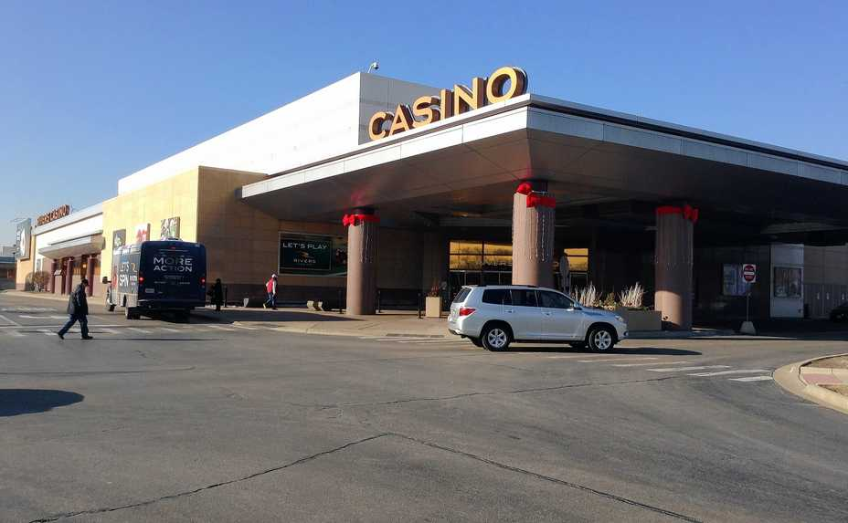 Rivers Casino in Des Plaines has begun 24/7 operations, and expects to be ready to open its sportsbook next month, officials from parent company Churchill Downs said Thursday.