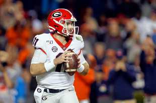 A three-year starter in the SEC West who led Georgia to three conference title games and a national championship berth, Jake Fromm, in many ways, is the antithesis of Bears QB Mitch Trubisky.