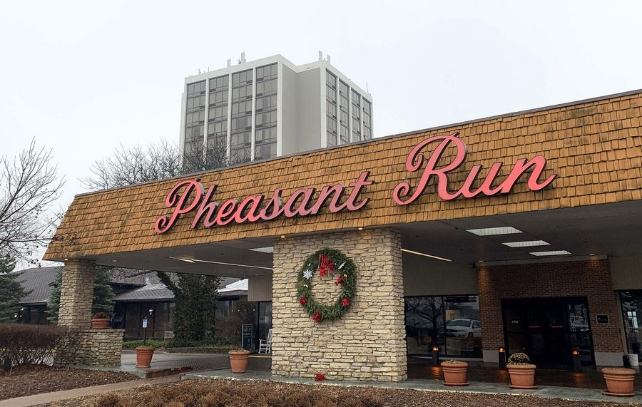 The iconic Pheasant Run Resort in St. Charles is scheduled to close Sunday, though uncertainty remains over the property's future.