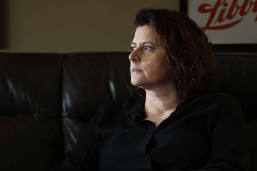 Recuperating at home from a concussion after an incident involving a student with behavioral issues, Kerry Doctor, a teacher at Kirk School in Palatine, says the school staff has seen an increase in concussions and other injuries as they strive to find the best way to maintain control and safety.