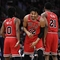 With Porter back, Chicago Bulls pull off upset win over Mavs