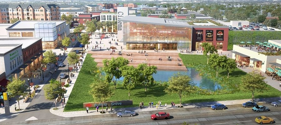 Buffalo Grove's long-term vision for its Lake-Cook Road corridor includes new shopping and entertainment destinations. To help make that happen, village officials may establish a Tax Increment Financing district for the corridor.