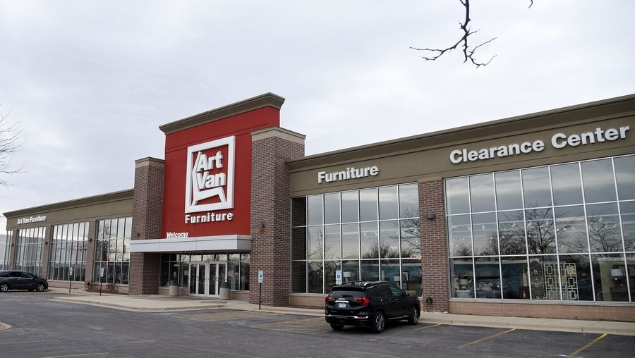 Art Van Furniture Puresleep Closing All Stores Liquidation Sales