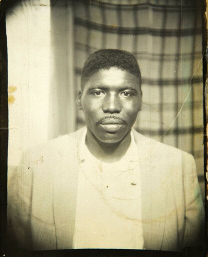 This undated photo provided by the family of Jimmie Lee Jackson shows him. In 1965, in what has become a footnote to history, Jimmie Lee Jackson was fatally shot at a protest in Marion. It was that killing that sent hundreds of people to Selma for a march at the Edmund Pettus Bridge two weeks later. (Courtesy of the Jimmie Lee Jackson Family via AP)