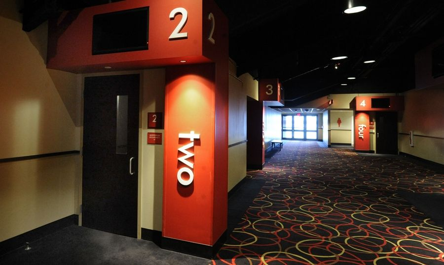 "AMC South Barrington is showing the Indian movie ""Tanhaji"" in theater two. It's among the best-performing theaters in the nation for Indian films."