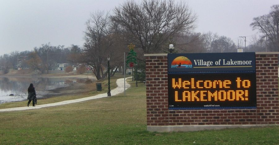 The Lakemoor village board has approved zoning changes to allow for the sale and cultivation of marijuana for recreational use.