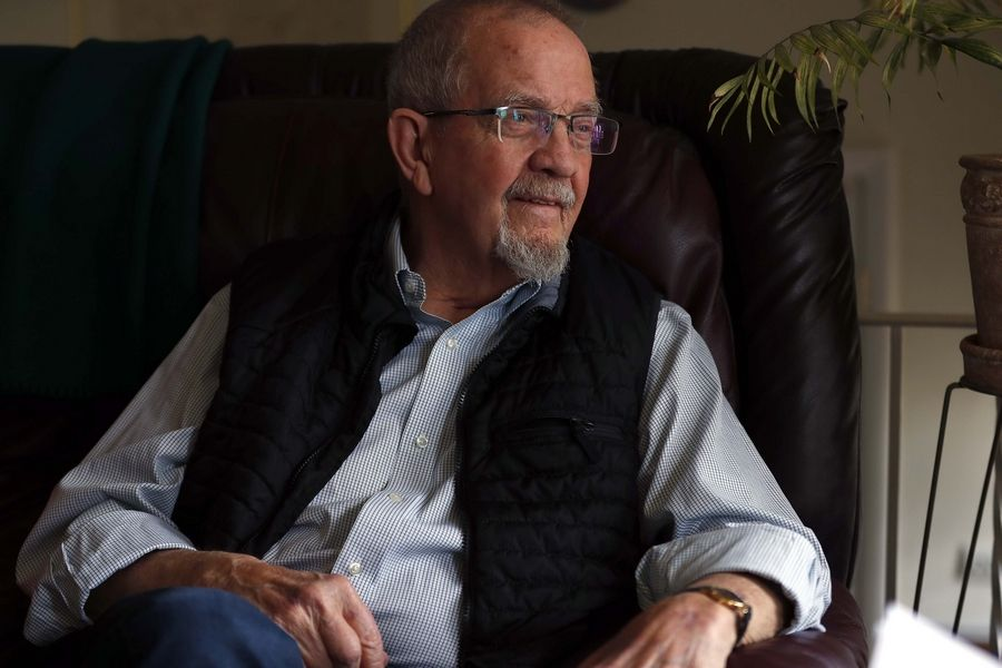 """Right to die laws"" have been passed in eight states and the District of Columbia, and a group of suburban residents is working with Compassion & Choices to add Illinois to that list. One of the leaders, Ralph McFadden of Elgin, says he hopes a law can be passed before his blood cancer grows worse."
