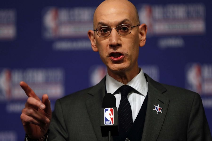 The NBA has no set plans right now beyond waiting for 30 days and assessing the situation. Commissioner Adam Silver suggested during a TNT interview Thursday that the Finals could be delayed until mid- to late-July.