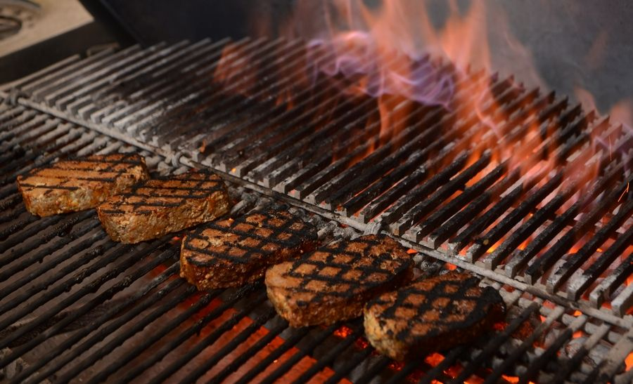 Tired of cooking? Weber Grill is offering to-go steaks during the shutdown.