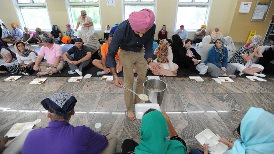 The Sikh Religious Society Palatine Gurdwara is gearing up to help cook meals for homebound seniors and people in need of help during lockdown due to coronavirus outbreak.