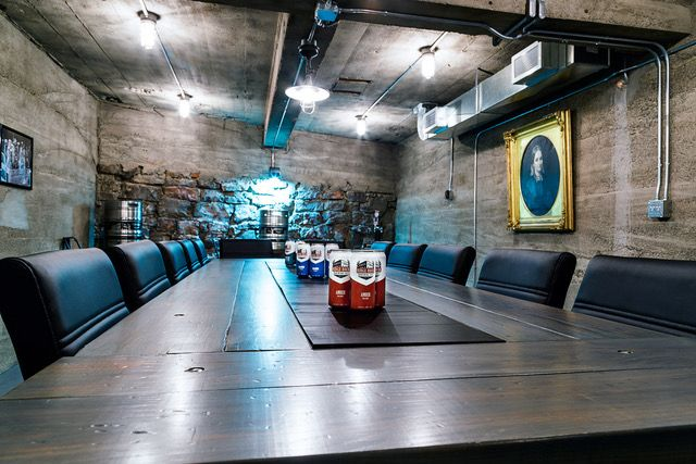 Ridge Rock Brewery opened in the fall of 2018 and was recently named Faces Magazine's favorite new Ottawa-area restaurant.
