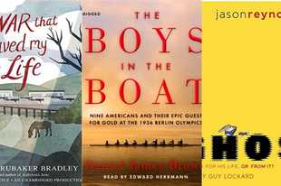 """The War That Saved My Life,"" ""The Boys in the Boat"" and ""Ghost"""