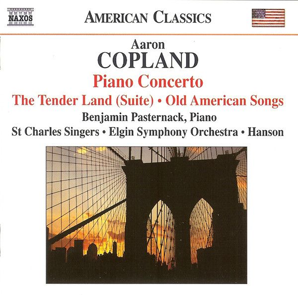 "On Tuesday, March 31, WFMT's weekday program ""Music in Chicago"" will feature the 2008 ""American Classics"" recording of the St. Charles Singers and Elgin Symphony Orchestra performing work by Aaron Copland."