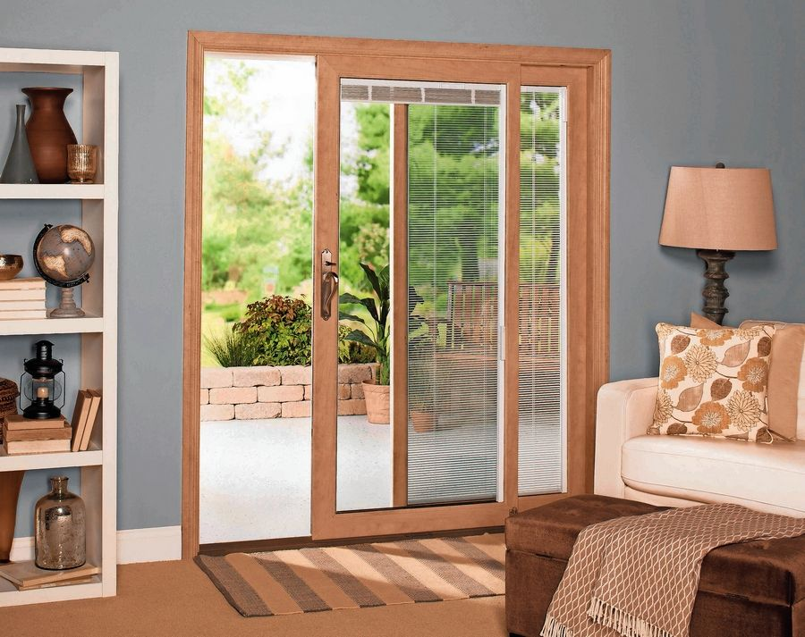 New exterior doors and windows can greatly improve the energy efficiency of your home.