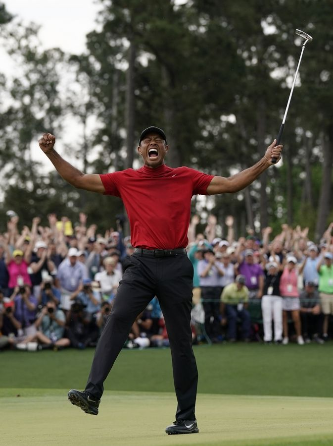 The Masters will not be conducted this week, but the tournament could return in November, during which Tiger Woods would defend his 2019 victory at Augusta National.