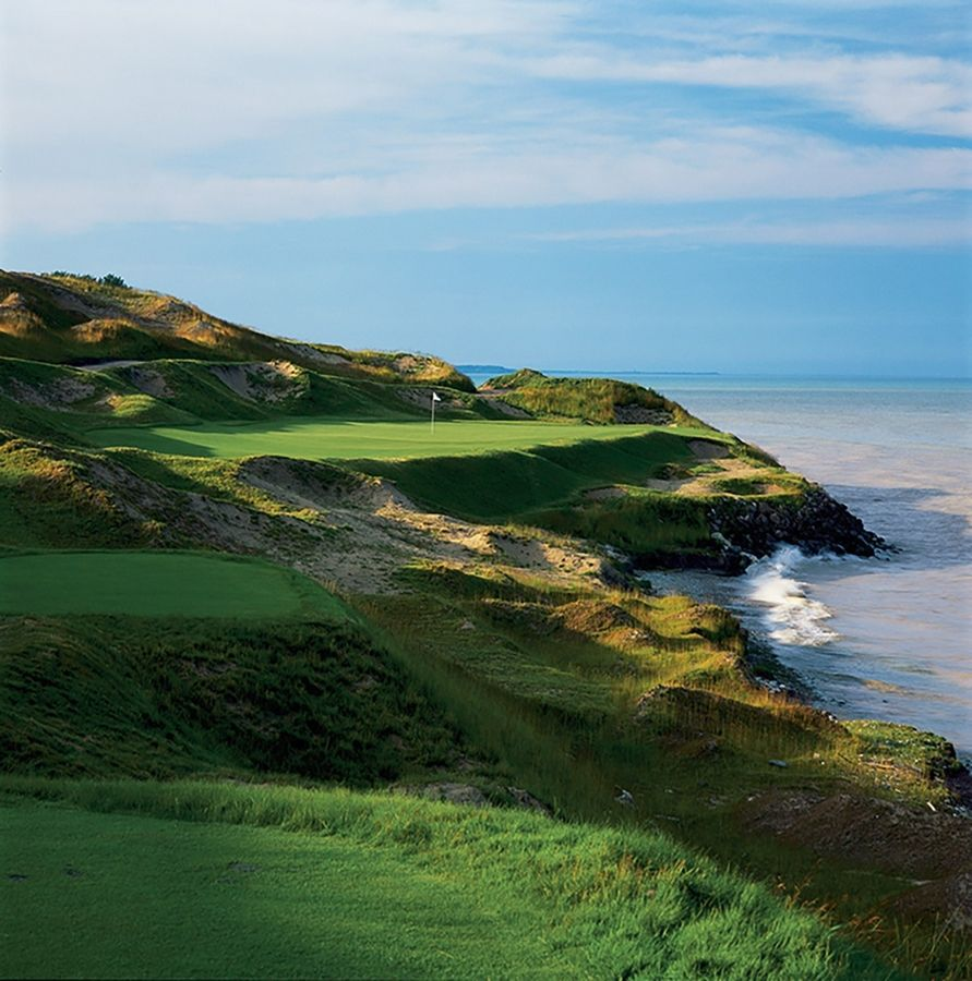 Whistling Straits in Sheboygan, Wis., will be the site of the Ryder Cup in September.