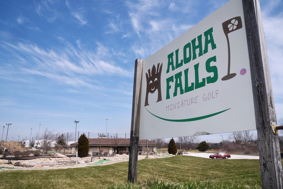 A gas station could be part of the commercial development of the Aloha Falls mini golf site, part of the Libertyville Sports Complex at Route 45 and Peterson Road.