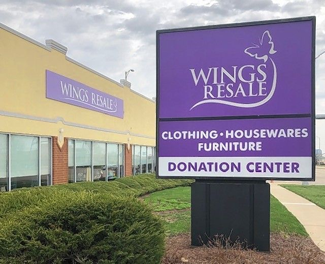 WINGS Resale Shops, including the one in Schaumburg, are closed until further notice due to COVID-19.