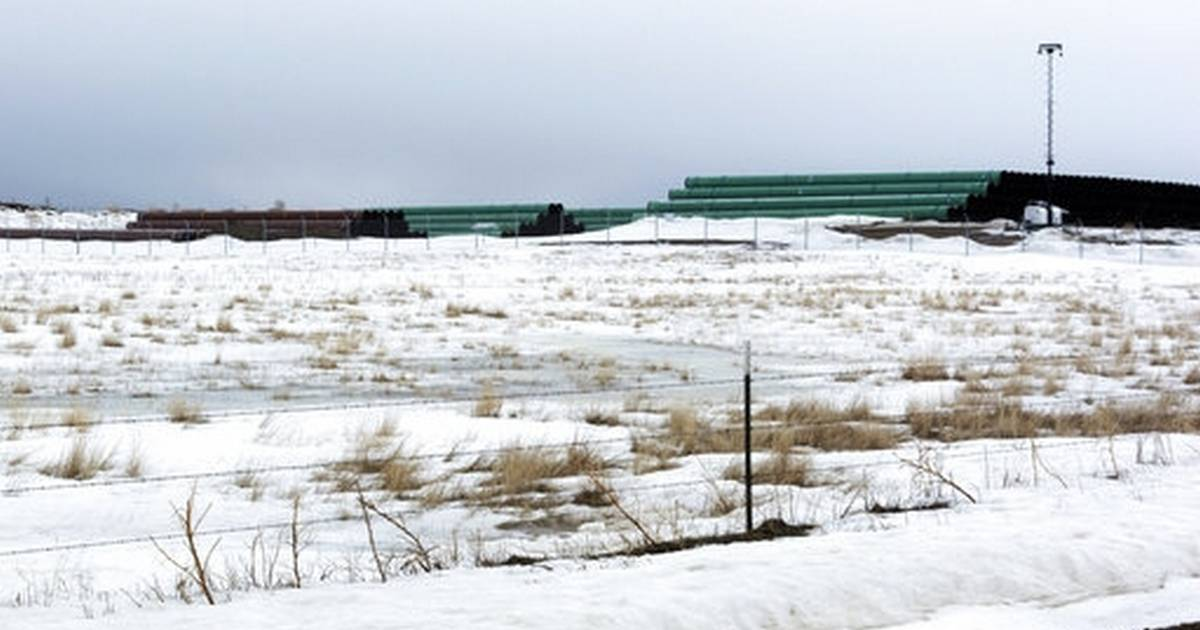 US judge cancels permit for Keystone XL pipeline from Canada