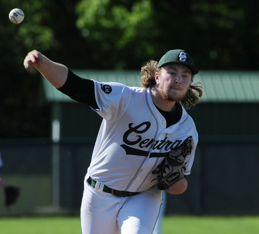 Grayslake Central's Coby Moe is now a freshman pitcher at Northwestern.