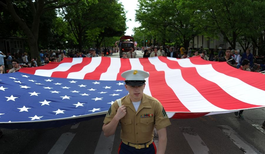 Arlington Heights Memorial Day Parade Public Ceremony Called Off