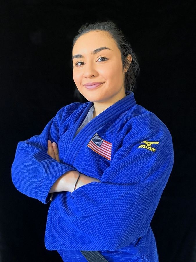 Warren graduate Nefeli Papadakis was in position to earn a spot on the USA judo team that was to compete in the 2020 Olympics before the Games were canceled due to the COVID-19 pandemic.