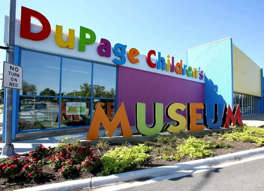 The DuPage Children's Museum in Naperville has been creating online content while it is closed because of the coronavirus pandemic.