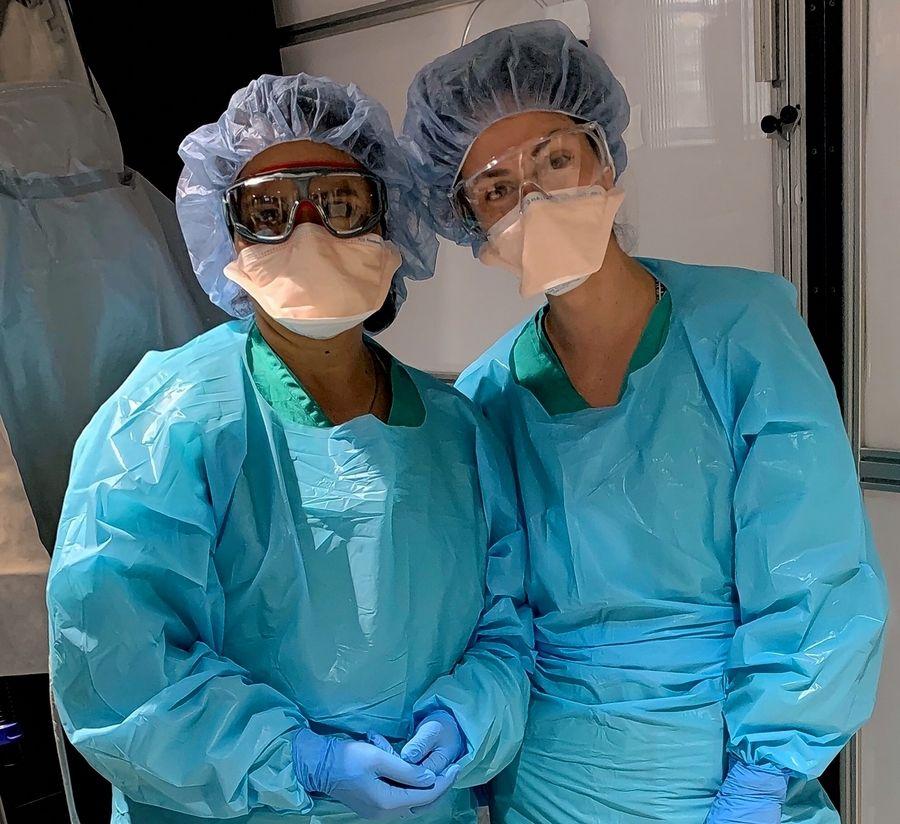 4 Suburban ICU Nurses Who Help Form The Backbone Of The