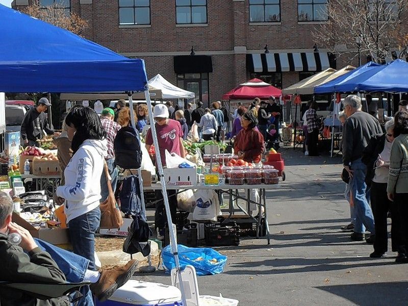 This is what the downtown Palatine summer farmers market used to look like. When it opens for the season Saturday, mandatory facial coverings, social distancing and a prohibition on food sampling will be among the rules set in an effort to operate safely during the COVID-19 pandemic.