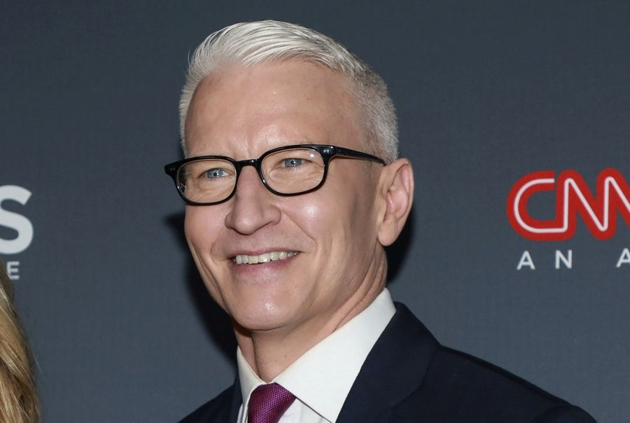 Anderson Cooper announced the birth of his son, Wyatt, Thursday on his show and in a lengthy Instagram post. His son was born on Monday via a surrogate, the newsman said, and is named after his father who died when Cooper was 10.