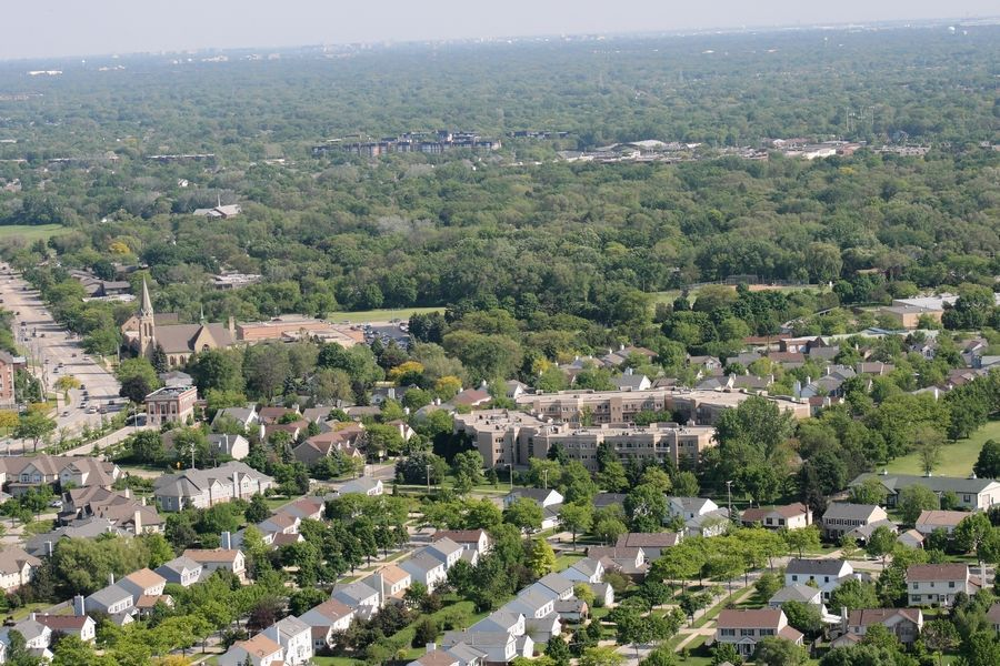 Buffalo Grove has scheduled a hearing for June 22 for the public to hear a presentation and give input on a proposed tax increment financing district for the 472-acre Lake-Cook Road corridor.