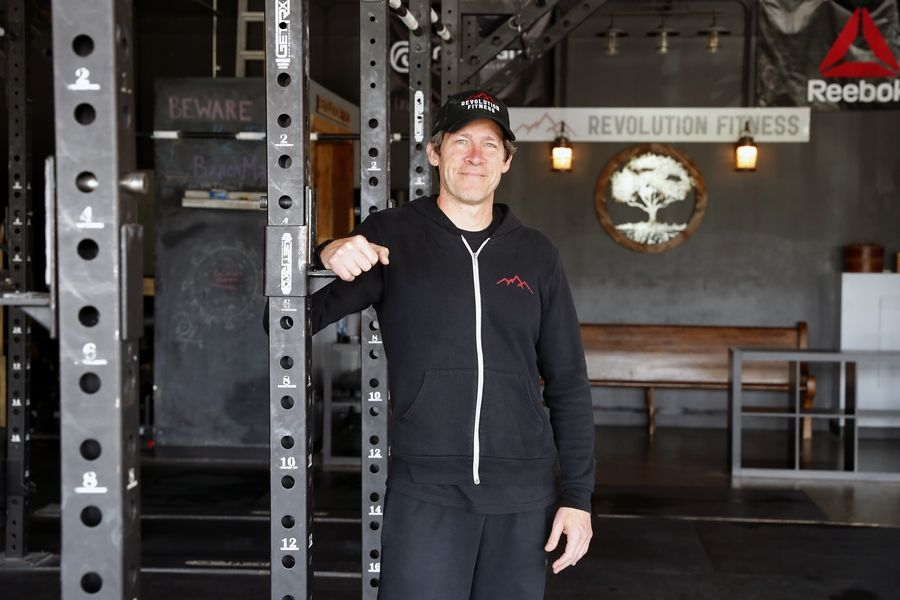 Sean Hastings of Naperville, owner of Revolution Fitness, has sent a letter to Gov. J.B. Pritzker arguing that small gyms like his are essential preventive health businesses and should be allowed to reopen.