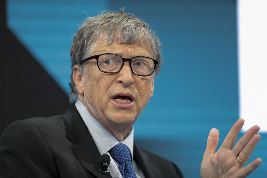 Bill Gates, billionaire and co-chair of the Bill and Melinda Gates Foundation, has used his fame and wealth to push for science-based approaches to end the pandemic.
