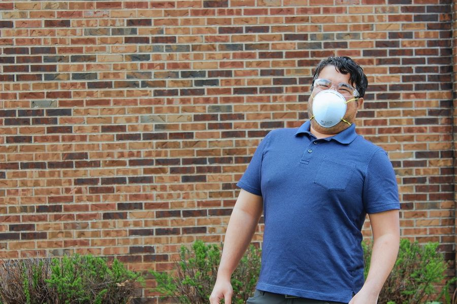 David Kim, a Little City Direct Support Professional, quarantined with a resident diagnosed with COVID-19 to make sure necessary support and care was available at all times. David's selfless spirit and positive attitude played a huge role in helping the resident get through the virus and stay safe.