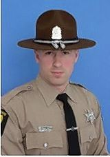 Illinois State Police Trooper Christopher Lambert