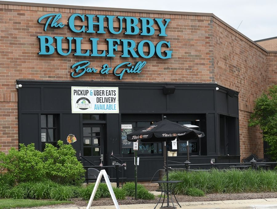The Chubby Bullfrog Bar & Grill in West Dundee announced Wednesday it will close this summer.