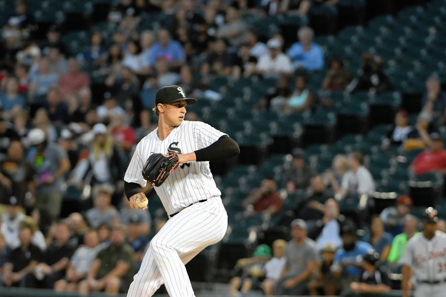 Chicago White Sox starting pitcher Michael Kopech missed the entire 2019 season recovering from Tommy John surgery. If baseball doesn't return this year, Kopech's comeback is going to be doubly difficult.