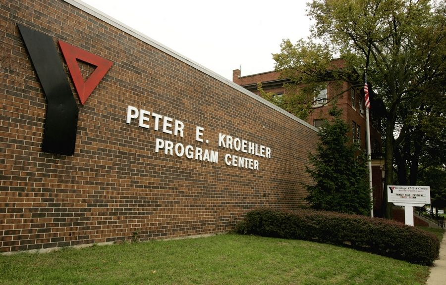 Kroehler YMCA in Naperville is closing permanently as of Monday.