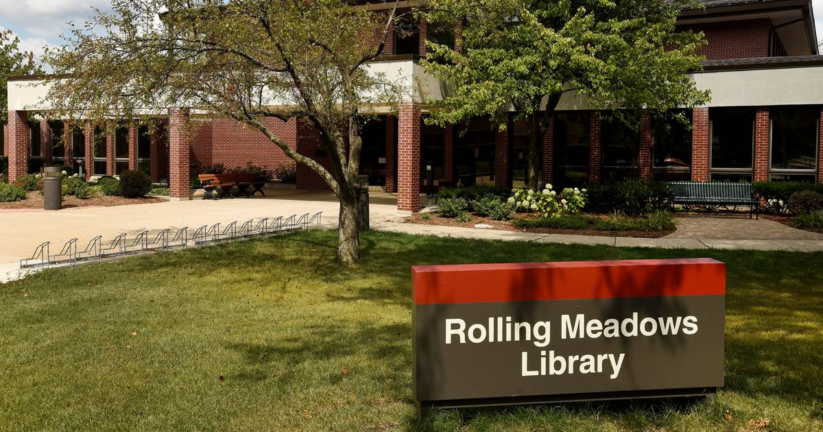 Rolling Meadows Library Reopens With Grocery Store Model Goes Fine Free Get a library card online. rolling meadows library reopens with