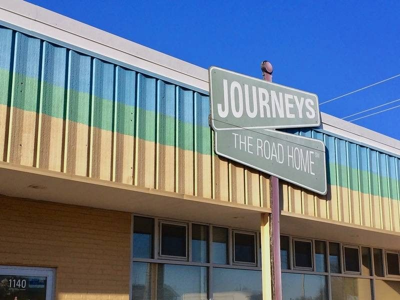 Front of BuildingJOURNEYS | The Road Home